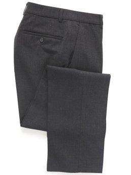 Pantalon en flanelle Charbon de Bois Olney