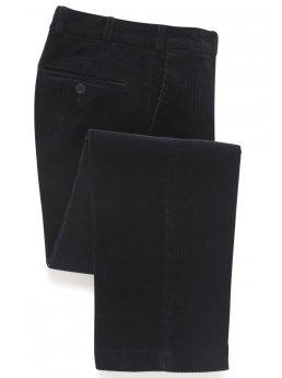 Pantalon en velours Bleu Marine côtelé Ellroy