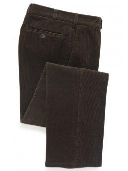 Pantalon en velours Olive côtelé Ellroy