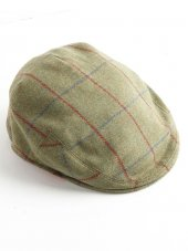 Chapeau de tweed de Yorkshire