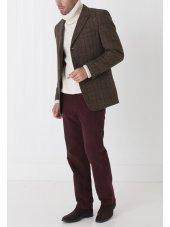 Everett, jeans moleskine cinq poches