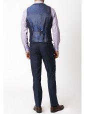 Gilet de costume trois pièces à la mode Alconbury