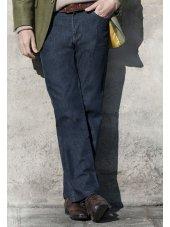 Jean classique en denim 5 poches Ewell