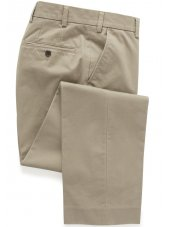 Pantalon chino classique 100% coton mastic Camdem