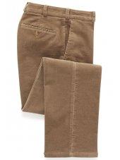 Pantalon en velours Beige côtelé Ellroy