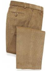 Pantalon en velours Beige côtelé Tiverton