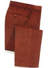 Pantalon en velours Cinnamon côtelé Tiverton
