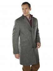 Pardessus Lewis Harris Tweed