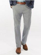 Sotby pantalon bleu à petits carreaux pantalon